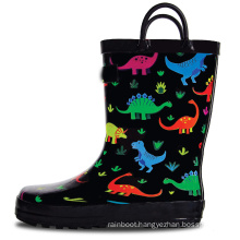 2020 High Quality Wholesale Cheap Natural Rubber Rain Boots Walmart Woman Rain Boots for Kids