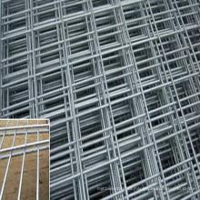 Hoja de malla soldada para construcción