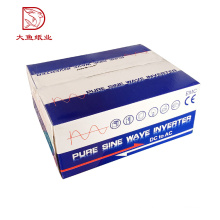 OEM new creative shipping paper square packaging box printing