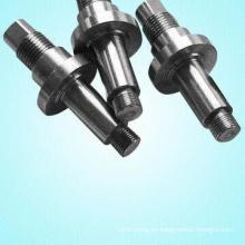 Eje de tornillo de acero inoxidable con mecanizado CNC (DR212)