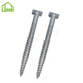 Billiga Ground Screw Anchor for Fence Netting