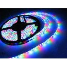 Luz de tira flexível à prova de água RGB do diodo emissor de luz de 24V SMD 2835 RGB