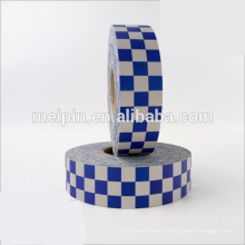 """3"""" Checkered Motorcycle Graphics Decal Stripe Decal Strip 8 ft Ducati Triumph"""