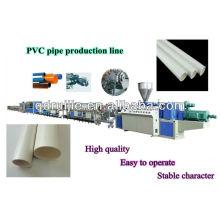 UPVC pipe extrusion line/plastic machinery