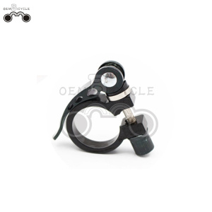 34.9mm quick release Alloy Seat Clamp for Bicycle