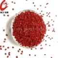 Non Spray Red Masterbatch Granules