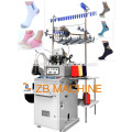 3.5 plain computerized two feed ship sock machine sock knitting machine