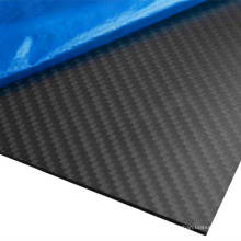Sheet Thickness 1.0mm 1.5mm 2.0mm 3K 100% Carbon Fiber Plate