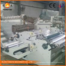 FT-1000 Doppelschicht Cast Line Stretchfolie, die Maschine (CE-Zertifizierung)