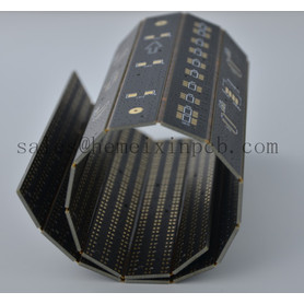 Semi Flexible Circuits Prototype