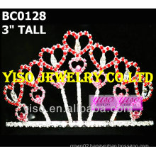 sweethearts crystal tiara crown