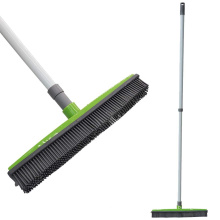 Pet House Carpet Windows Cleaning Long Push Floor Sweeper Telescopic Bristles Rubber Plastic Brush Brooms