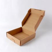 Recycle kartonnen doos verpakking golfkartonnen verzenddoos