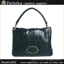 Top Quality Patent Leather Bags for Women (AS02)