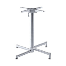Wide Used Foldable Restaurant Metal Folding Table Leg (SP-STL056)