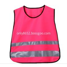Reflective vest for child