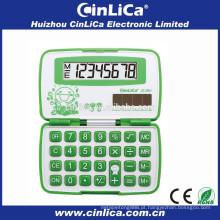 Calculadora eletrônica dobrável halloween gift foldable para venda JS-28H