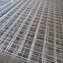 Panel Mesh Welded Welded Galvanized