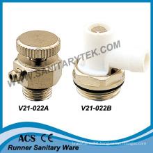 Manual Radiator Air Vent Plug (V21-022)