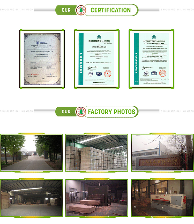 factory profile-plywood