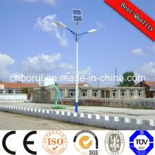 Straßenlaterne im Freien IP65 Bridgelux PFEILER 60W LED u. Solarstraßenlaterne