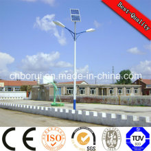 Réverbère extérieur de l'ÉPI 60W LED d'IP65 Bridgelux et réverbère solaire