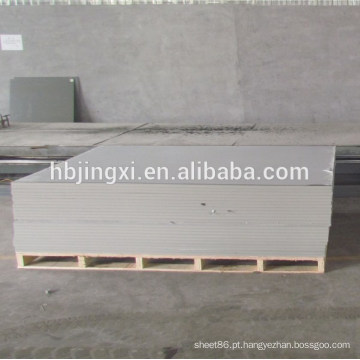 Folha de PVC 4x8