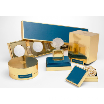 Fancy Paper Mailer Luxury Parfum Boxes Packaging