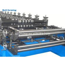 YTSING-YD-4017 Прошел CE и ISO Полностью автоматический двухслойный плиточный крен формируя машину, кровельный плитка крен формируя машину