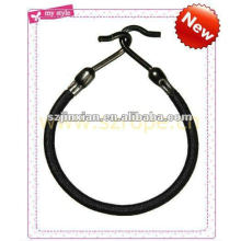 elastic hair holder with hook