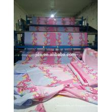 Patrón nacional y tela impresa de poliéster tejido