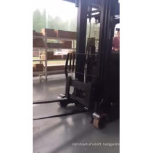 1.6 Tons 2 Tons Sit-Down Reach truck electric powered forklift low price forklift for sale