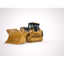 CAT 973D Crawler Loader  Large Track Loader