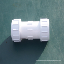China -Material PVC-Fitting -Kupplung