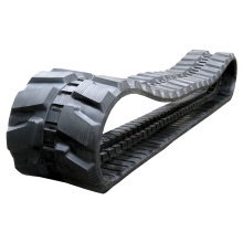 Heavy Engineering Equipment Rubber Tracks (450X76X74)