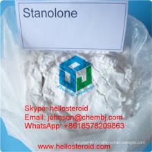 Poudre de construction de sexualité de grande pureté Stanol 521-18-6 Androlone
