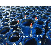 Range Universal Coupling for Di/St/PVC/AC/Ci/Gpr Pipe