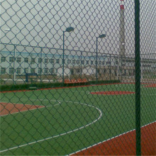 Tennisbana Chain Link Fence