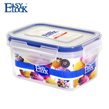 Air Tight Seal Mini Hermetic Plastic Food Container