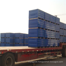 Hot-Dipped Galvanized Steel Conatiner/Box Not Foldable