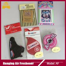 Guangzhou Factory Thailand Brand Eco-Friendly Paper Car Air Freshener (Model AF)