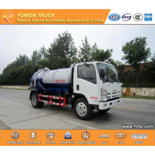 ISUZU Vacuum Sewage Truck 6000L