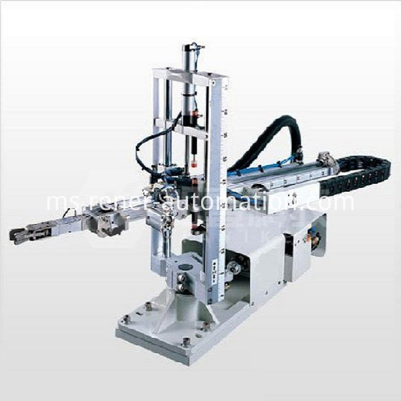 Robot Feeding Machine