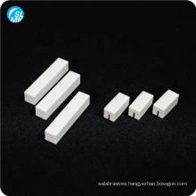 high pressure steatite ceramic resistor parts porcelain components