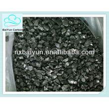 carbone de recarburation de graphite pur pour la fabrication de l'acier