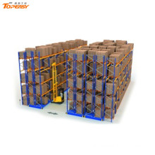 warehouse storage racking system double-deep rack
