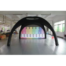 4 Meters Connecting Inflatables Tent Dome Tent With Coating Rip-stop Material