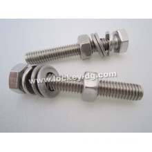 Bolt with Nut & Washer