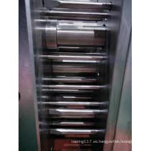 Molde de inyección de plástico sin corredor caliente
