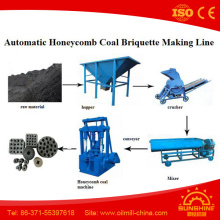 Honeycomb Coal Briquette Machine/Coal Briket Machine